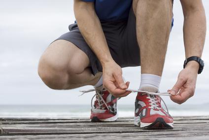 Abnehmen mit Joggen - sich die Pfunde vom Leibe laufen