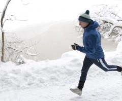 Joggen im Winter – Teil 1