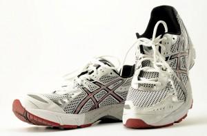 Heutige Laufschuhe sind Hightechprodukte
