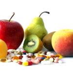 Eine gesunde Ernährung benötigt Vitamine