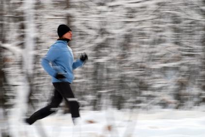 Joggen im Winter – Teil 3