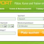 Das Sportbuchungsportal Easysport.de – Sportplätze, Kurse und Training online buchen