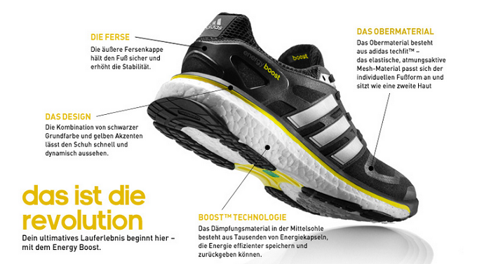 Adidas Adistar Running Shoes