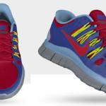 Der neue Nike Free 5.0+ ID Laufschuh