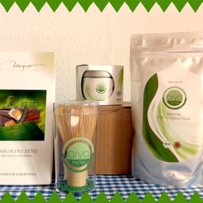 Selbstversuch: 4-Wöchiger Matcha Tee von aiya The Tea