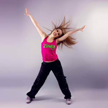 ZUMBA – Dein Tanzstudio für Zuhause
