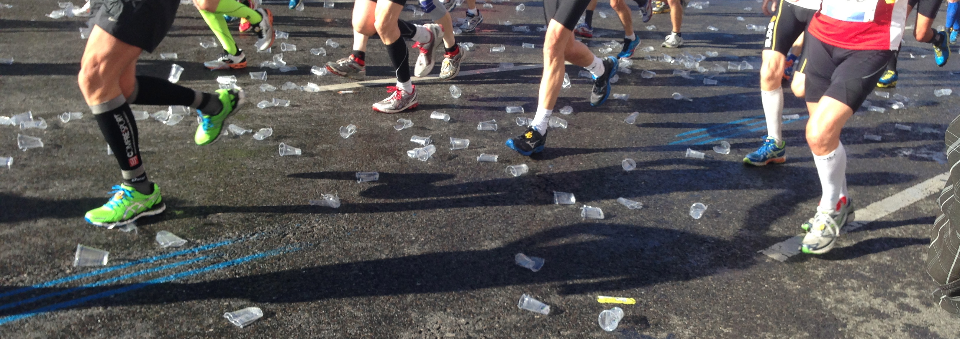 Bilder vom 40. Berlin Marathon