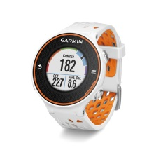 Garmin Forerunner 620 Pulsuhr - weiß orange