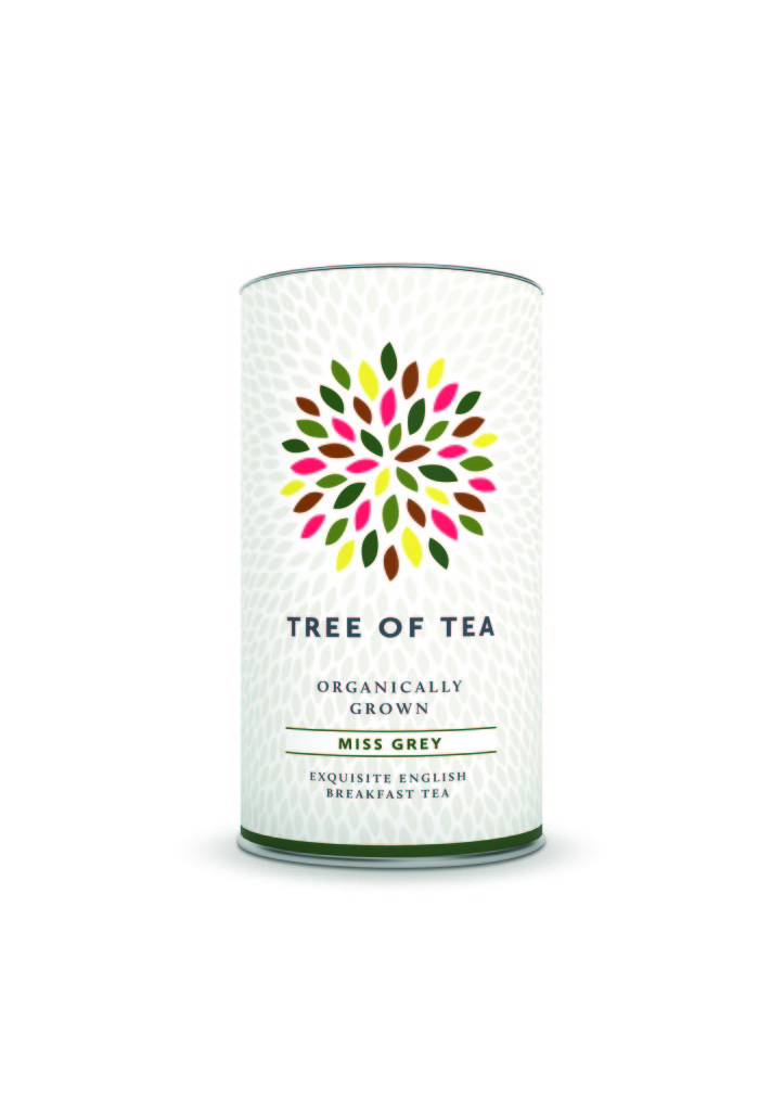 Tree of Tea: Miss Grey - Englischer Frühstückstee
