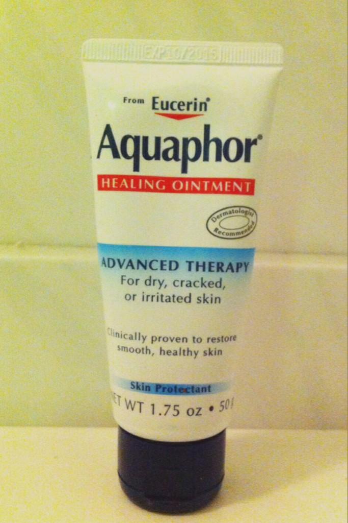 Eucerin Aquaphor für Jogger und Ausdauersportler - Tube 50ml