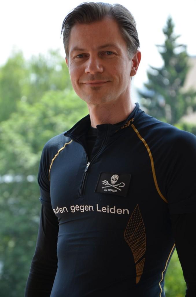 Mark-Hofmann laufen gegen leiden