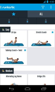 Runtastic Six Pack