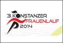 3. Konstanzer Frauenlauf 2014 (Logo)
