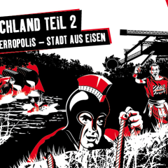 Laufevent: Fisherman's Friend StrongmanRun 2014 (Ferropolis)