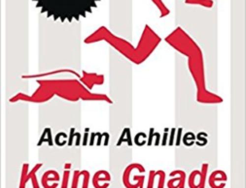 Buch-Tipp: Keine Gnade für die Wade – Neues vom Wunderläufer Achilles