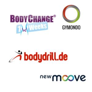 Anbieter online Fitnesstudios