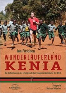 Buchrezension Wunderläuferland Kenia