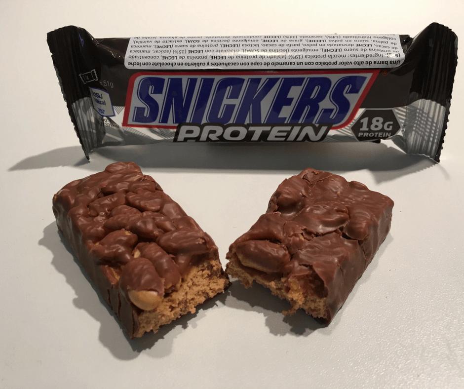 snickers-protein-nährwert-vergleich