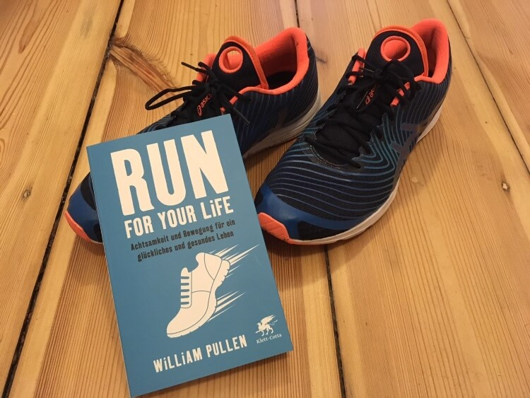 Buchrezension: Run for your Life von William Pullen