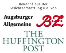 Jogging-portal.com ist bekannt aus der Berichtserstattung u.a. von B.Z., Augsburger Allgemeine, uvm.