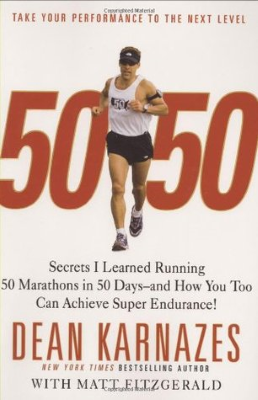 Hörbuch: Secrets I Learned Running 50 Marathons in 50 Days