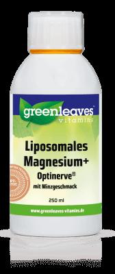 Liposomales Magnesium mit besserer Bioverfügbarkeit