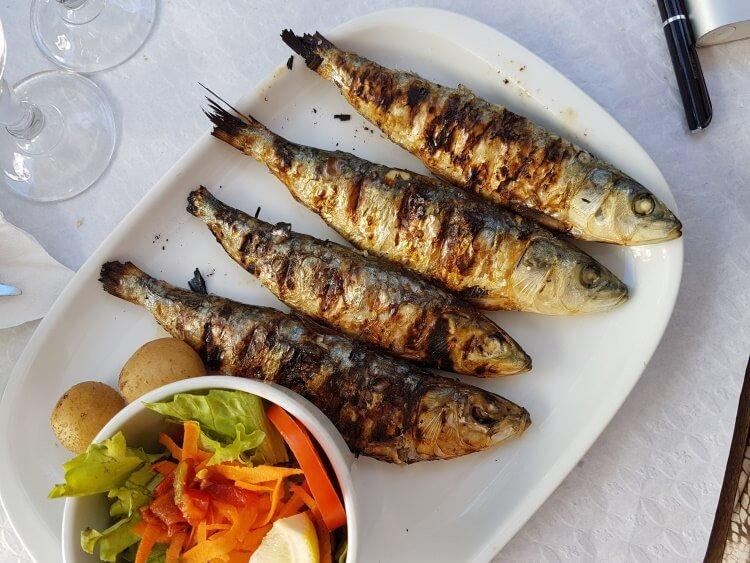 Fisch - Ernährung für Spitzensportler
