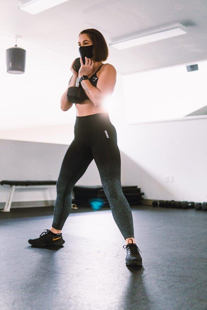 Hanteltraining verbessert die Leistung von Läufern